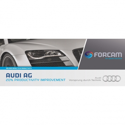 AUDI AG 20% PRODUCTIVITY IMPROVEMENT