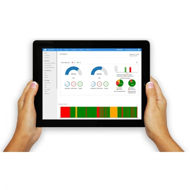 Automotive Component Manufacturer Improves with Datonis IoT Solution