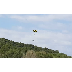 Drone Connectivity and Parachute Deployment for Flying Eye