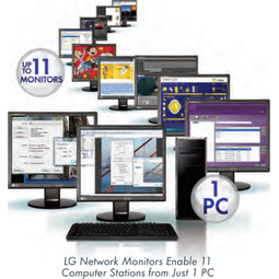Judson School District Simplifies Student Computing with LG Network Monitors