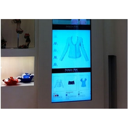 Retailer Uses RFID Scanner to Improve Efficiency