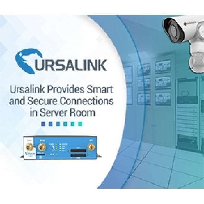 Ursalink Provides Stable and Secure Internet Access for Video Surveillance in Se