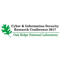 12th Annual Cyber and Information Security Research (CISR) Conference
