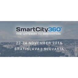 2ND SMART CITY 360 2016 SUMMIT