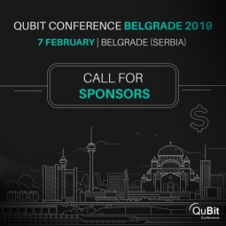 QuBit Conference Belgrade 2019 - Cyber security community event