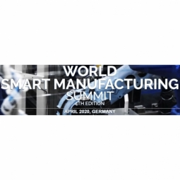 WORLD SMART MANUFACTURING SUMMIT 4TH EDITION