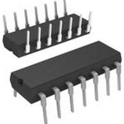 Microchip Technology - ADC (MCP3004-I/P)
