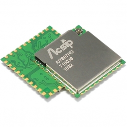 IoT Wi-Fi (2.4GHz & 5GHz. Dual band) + BLE SiP module