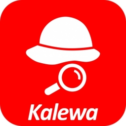 Kalewa Smart Hunter using app