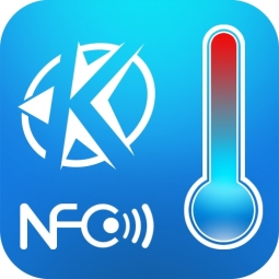 Kalewa Temperature Data Logger using app