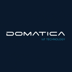 Domatica IoT Technology Logo