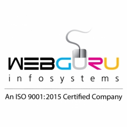 WebGuru Infosystems Pvt. Ltd. Logo